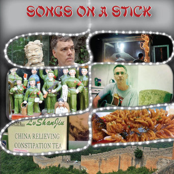 Songs On A Stick cover art