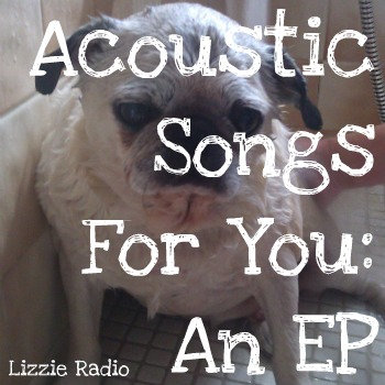 Acoustic Songs For You: An EP cover art