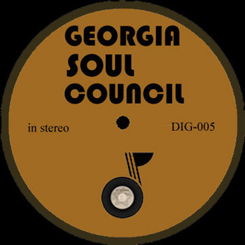 GEORGIA SOUL COUNCIL cover art