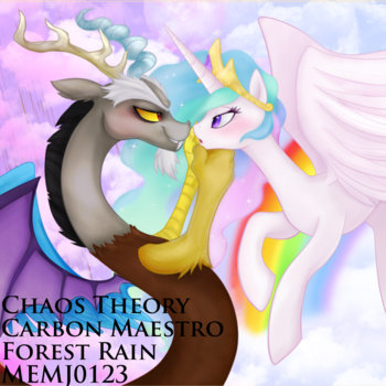 Chaos Theory (feat. Forest Rain and MEMJ0123) cover art