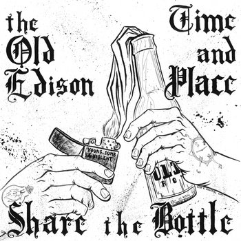 "Share The Bottle Vinyl 7"" cover art"