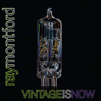 Vintage Is Now - The New Album! cover art