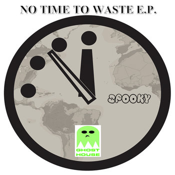 No Time To Waste EP cover art