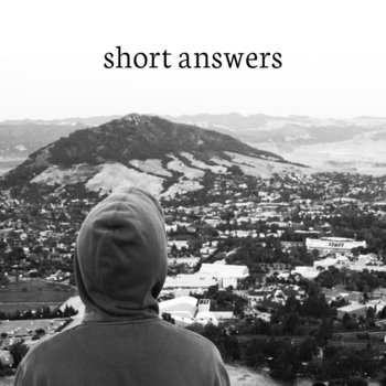 Short Answers EP cover art