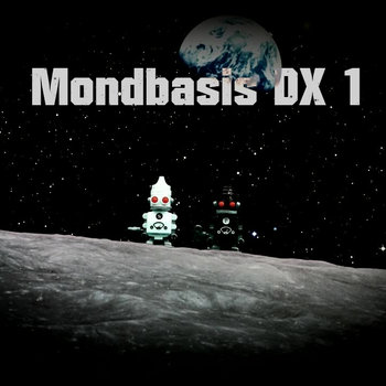 Mondbasis DX 1 cover art