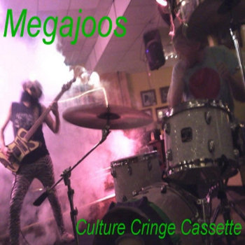 Megajoos/Culture Cringe Re-Issue cover art
