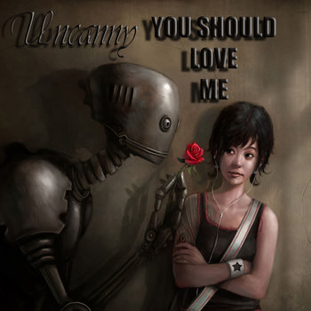 You Should Love Me Volume One cover art