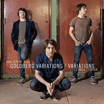 Goldberg Variations/Variations cover art