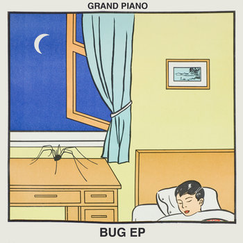 Bug EP cover art