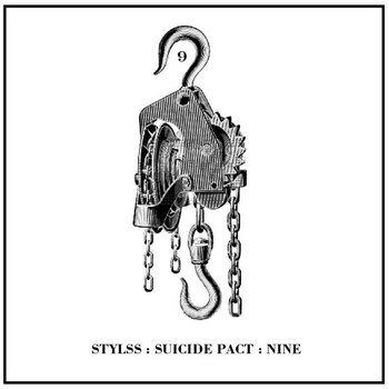 STYLSS : SUICIDE PACT : NINE cover art