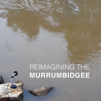 Reimagining the Murrumbidgee cover art