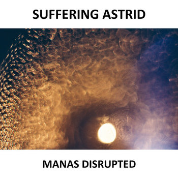 Manas Disrupted EP cover art
