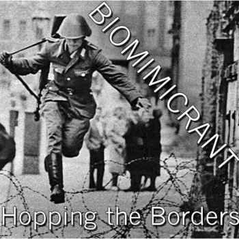 Hopping the Borders EP cover art