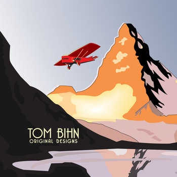 Tom Bihn Compilation cover art