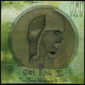 Got Filth Mixtape 2: The Great Adventures of G-Mo cover art