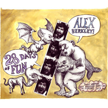 28 Days of Fun cover art