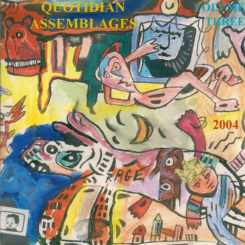 Quotidian Assemblages Vol. 3 cover art