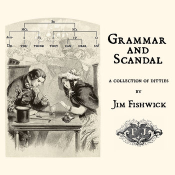 Grammar and Scandal cover art