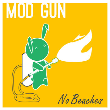 No Beaches cover art