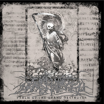 Psalm Of The Grand Destroyer cover art