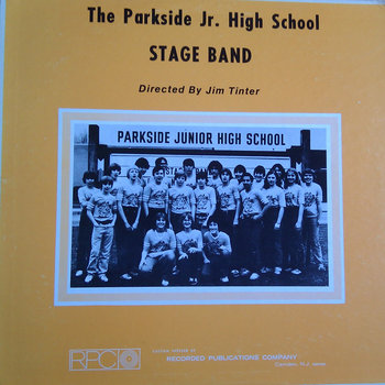 The Parkside Jr. High School Stage Band cover art