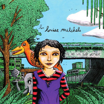 Les Louise Mitchels - Es Hat Un Spass Gemacht cover art