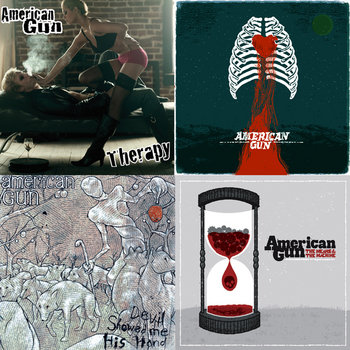 American Gun Discography cover art