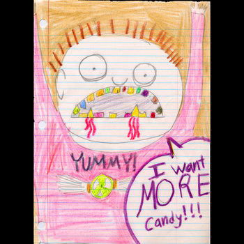 I Want MORE Candy!!! cover art