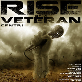 Rise of a Veteran cover art