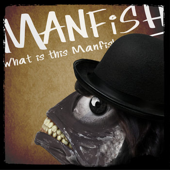 What is this Manfish cover art