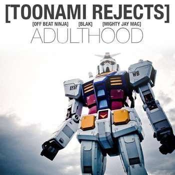 Adulthood cover art