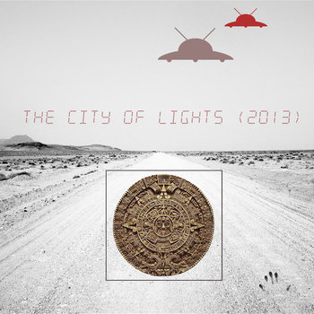 the city of lights (2013) free download album cover art