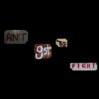 Ain't Got The Fight cover art
