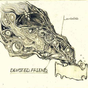 Levitates E.P. cover art