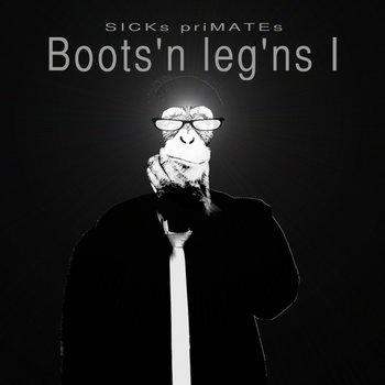 Boots&#39;n leg&#39;ns Chapter I cover art