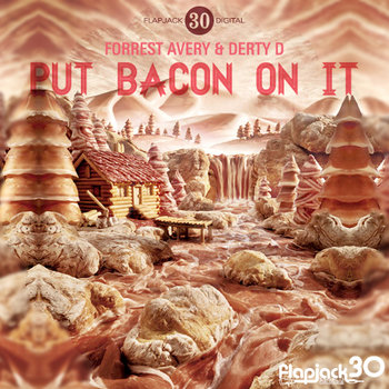 """Put Bacon On It"" cover art"