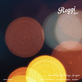 Reggi Live - 19th of November, 2012 cover art