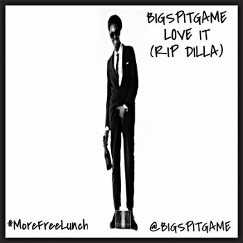 Love It (RIP DILLA) cover art