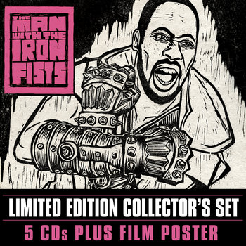 The Man With The Iron Fists :  Deluxe Ultra Pak cover art