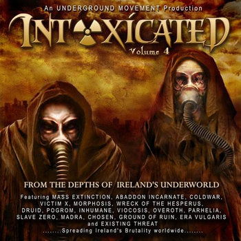 INTOXICATED Vol.4 (2006) cover art