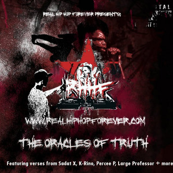 Real Hip Hop Forever: The Oracles of Truth cover art
