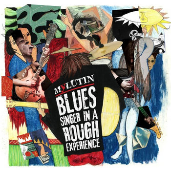 Blues Singer in a Rough Experience cover art