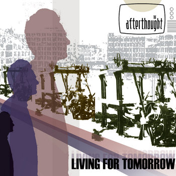 Living for tomorrow cover art