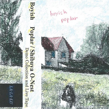 """POPLAR / SHIBUYA O-NEST"" DEMO COLLECTION AND LIVE TAPE cover art"