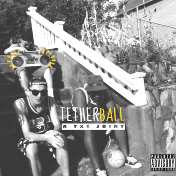 Tetherball cover art