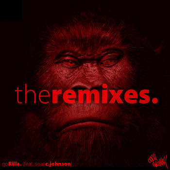 goRilla. – the remixes. cover art