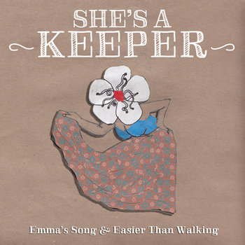 Emma's Song & Easier Than Walking cover art