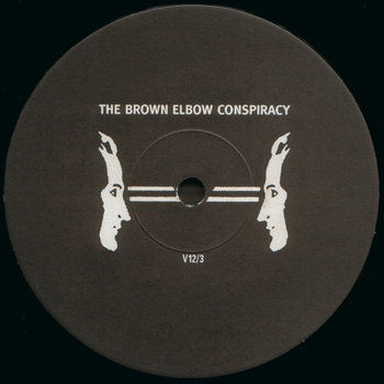 (Viewlexx V12-3) The Brown Elbow Conspiracy cover art