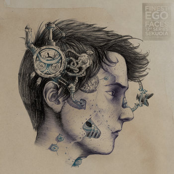 Finest Ego | Faces 12&quot; Series Vol. 3 cover art
