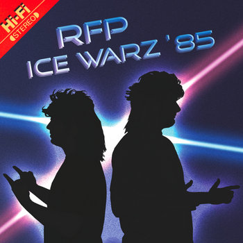 Ice Warz '85 cover art